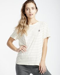 Beach Day - Short Sleeves Tee Shirt for Women  Q3SS01BIF9