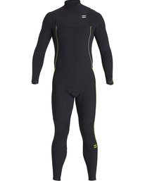 4/3mm Furnace Pro  - Pro Chest Zip Fullsuit Wetsuit for Men  Q44M06BIF9