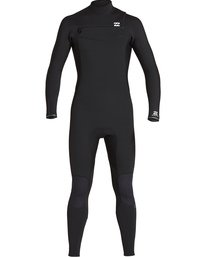 4/3mm Furnace Revolution - Chest Zip Long Sleeves Fullsuit Wetsuit for Men  Q44M07BIF9