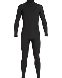 5/4mm Furnace Absolute GBS - Back Zip Long Sleeves Fullsuit Wetsuit for Boys  Q45B03BIF9