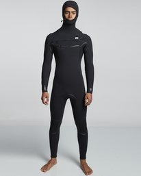 7/6mm Furnace Carbon Ultra Hd - Hood Wetsuit for Men  Q47M01BIF9