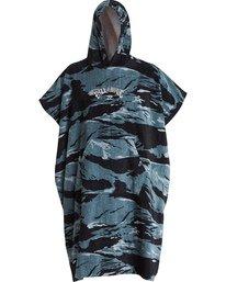 Hooded Poncho - Poncho for Men  Q4BR01BIF9