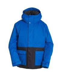 Fifty 50 - Snow Jacket for Boys  Q6JB02BIF9