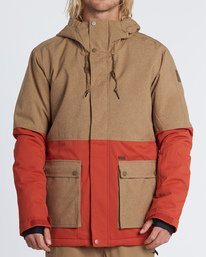 Fifty 50 - Snow Jacket for Men  Q6JM04BIF9