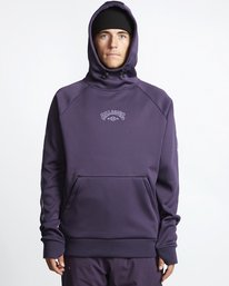 Downhill - Hood Tech Hoodie for Men  Q6SM02BIF9