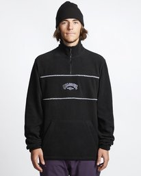 Arch Quarter - Zip Polar Fleece for Men  Q6SM05BIF9