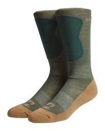Compass - Merino Snow Socks for Men  Q6SO03BIF9