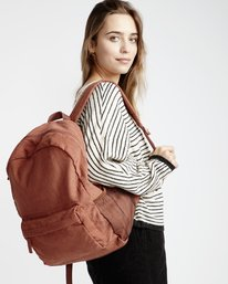 Schools Out - Cord Backpack for Women  Q9BP06BIF9