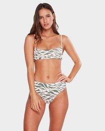 Untamed Maui - High Rise Bikini Bottoms for Women  R3SB51BIMU