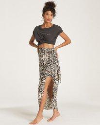 Sun Safari - Midi Skirt  R3SK01BIW9