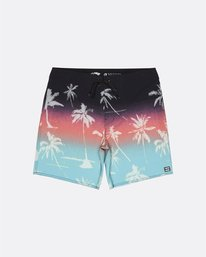 "Sundays Pro 19"" - Printed Board Shorts for Men  S1BS31BIP0"