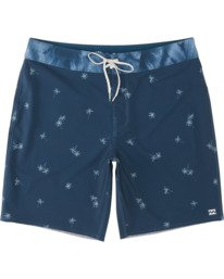 "Sundays Mini Pro 19"" - Printed Board Shorts for Men  S1BS34BIP0"
