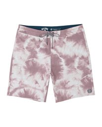 """All Day Riot 19"""" - Tie-Dye Board Shorts for Men  S1BS53BIP0"""
