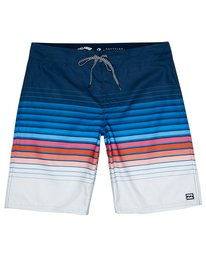"""All Day Stripe 20"""" - Board Shorts for Men  S1BS62BIP0"""