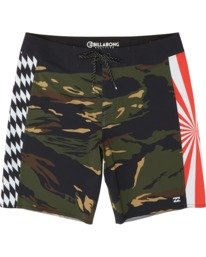 "Ai Dbah Pro 19"" - Camo Board Shorts for Men  S1BS66BIP0"