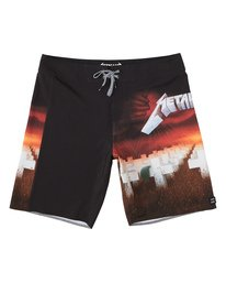"Master Of Puppets 19"" - Printed Board Shorts for Men  S1BS83BIP0"