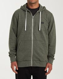 All Day Zip - Lightweight Zip-Up Hoodie for Men  S1FL02BIP0