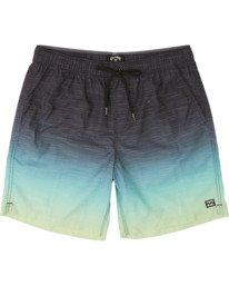 "All Day Faded Laybacks 16"" - Board Shorts for Men  S1LB09BIP0"
