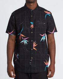 Sundays Floral - Short Sleeve Shirt for Men  S1SH05BIP0