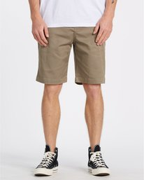 "Carter 21"" - Shorts for Men  S1WK04BIP0"