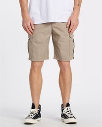 "Scheme Cargo 21"" - Cargo Shorts for Men  S1WK10BIP0"