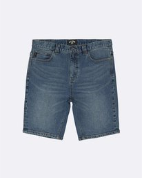 "Outsider Denim 20"" - Denim Shorts for Men  S1WK31BIP0"