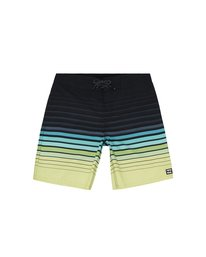 "All Day Stripe 20"" - Striped Board Shorts for Boys  S2BS21BIP0"
