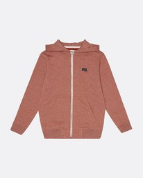 All Day Zip - Sweatshirt for Boys  S2FL03BIP0