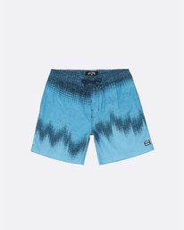 "Resistance Laybacks 14"" - Board Shorts for Boys  S2LB05BIP0"