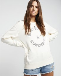 Blissed Out - Sweatshirt for Women  S3CR12BIP0