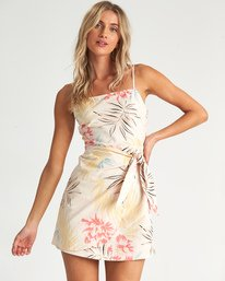 Island Hopper - Floral Print Dress for Women  S3DR28BIP0