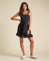 Saw It Coming - Woven Mini Dress for Women  S3DR34BIP0