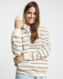 Beach Day Hood - Fleece for Women  S3HO04BIP0