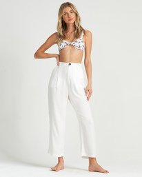 Casual - Cropped Trousers for Women  S3PT11BIP0
