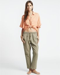 High Sun - Trousers for Women  S3PT13BIP0