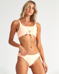 Under The Sun Tropic - Rib Knit Bikini Bottoms for Women  S3SB31BIP0