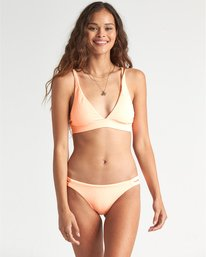 Under The Sun Lwrdr - Rib Knit Bikini Bottoms for Women  S3SB32BIP0