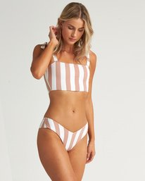 Shady Sands Fiji - Striped Bikini Bottoms for Women  S3SB40BIP0