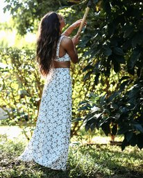 High Heights - Floral Maxi Skirt for Women  S3SK03BIP0