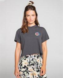Roundhouse - Cropped T-Shirt for Women  S3SS80BIMU