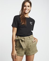 Day After Day - High Waisted Shorts for Women  S3WK16BIP0