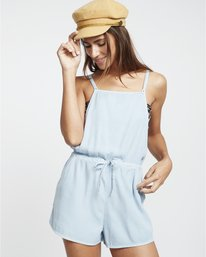 Bermuda Playsuit - Short Overalls for Women  S3WK19BIP0