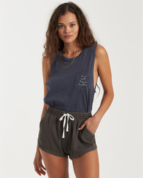 Road Trippin - Woven Shorts for Women  S3WK26BIP0