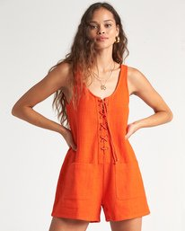 Lazy Waves - Playsuit for Women  S3WK48BIMU