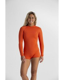 2mm Spring Fever - Long Sleeve Springsuit for Women  S42G59BIP0