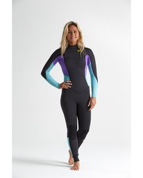 3/2mm Furnace Synergy GBS - Chest Zip Wetsuit for Women  S43G52BIP0