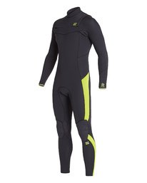3/2mm Furnace Absolute GBS - Chest Zip Wetsuit for Men  S43M54BIP0