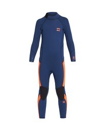 2/2mm Absolute FL - Back Zip Wetsuit for Toddlers  S43T61BIP0
