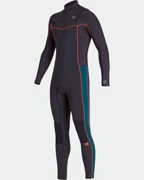 4/3mm Furnace Revolution GBS - Chest Zip Wetsuit for Men  S44M51BIP0