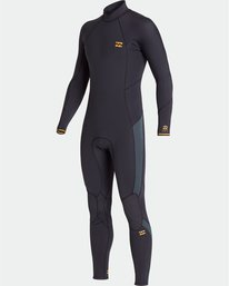 4/3mm Furnace Absolute GBS - Back Zip Wetsuit for Men  S44M53BIP0